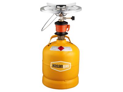 Kosan Topbrænder til 2 og 3 kg CGI flaske samt 2 kg