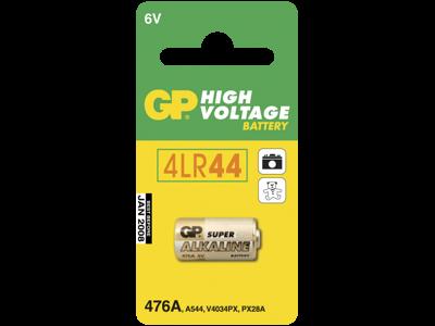 GP Batteri 476A/4LR44 6V