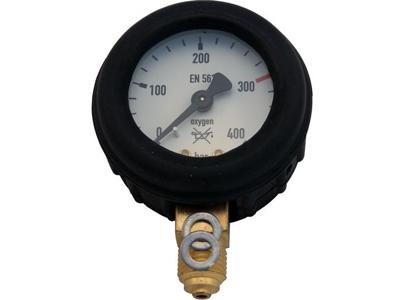 Migatronic Højtryksmanometer til CO2 og Argon/mix reduktionsventil