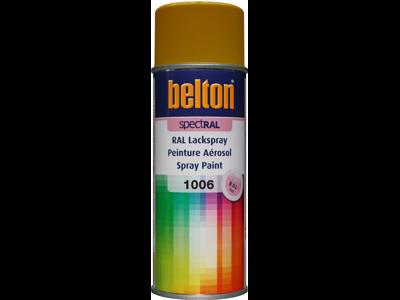 Belton spray 324 majsgul RAL1006