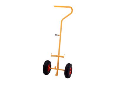 Kosan Midi flaskevogn med luftgummihjul
