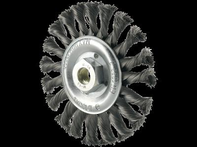Tyrolit Rundstålbørste 1RDZ 125×12×25×M14 SH0,5