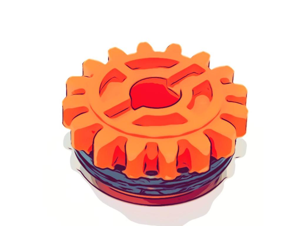 Drivhjul/trådhjul
