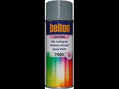 Belton spray 324 fegrå RAL7000