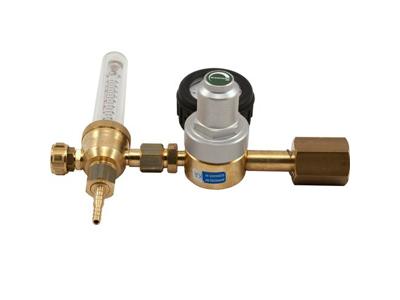 Migatronic Argon/mix reduktionsventil med flowmeter