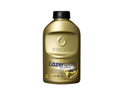 LAZERWAY C3 5W-30, MOTOROLIE, 4 Liter