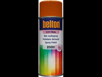 Belton spray 324 Gulorange RAL2000