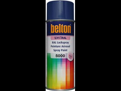 Belton spray 324 Violetblå RAL5000