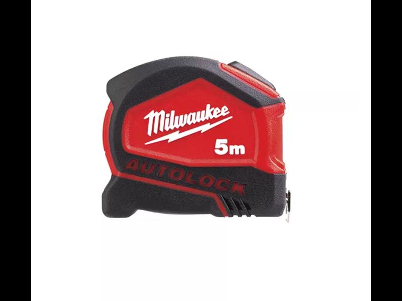 Milwaukee MÅLEBÅND AUTOLOCK 5 M/25 MM