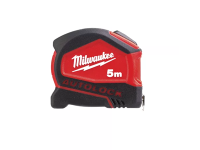 Milwaukee MÅLEBÅND AUTOLOCK 5 M/25 MM