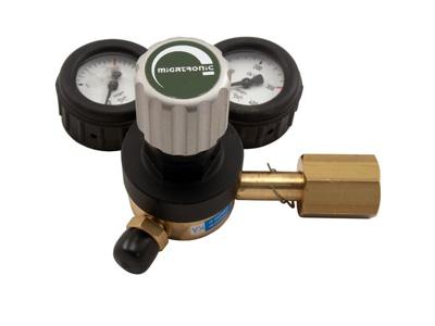 Migatronic Oxygen reduktionsventil med manometer