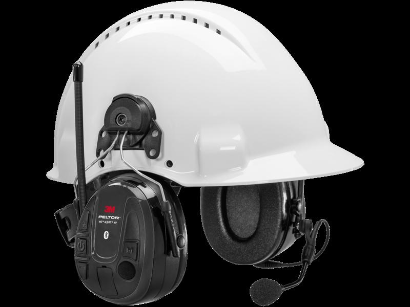 3M Peltor WS Alert XP headset t/hjelm MRX21P3E2WS6