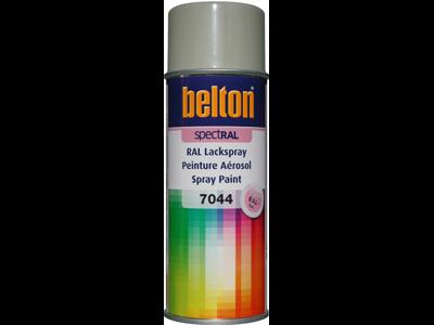 Belton spray 324 Silkegrå RAL7044