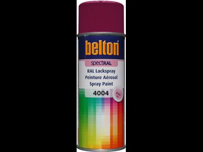 Belton spray 324 Bordeuxviolet RAL4004
