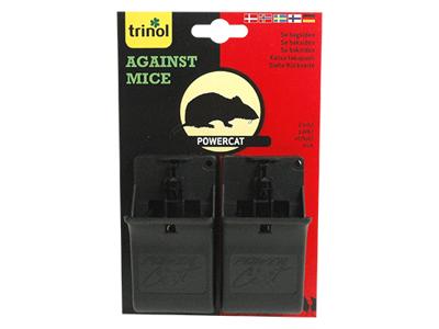 Trinol Powercat musefælde 2 stk