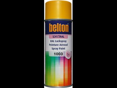 Belton spray 324 signalgul RAL1003
