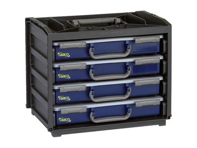 Raaco HandyBox 55x4 310×376×265 sort