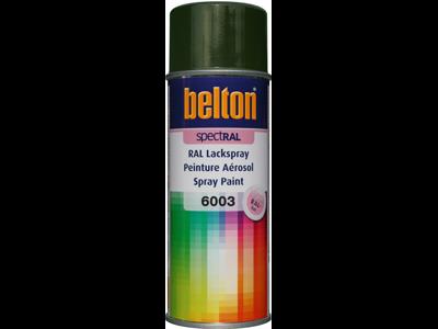 Belton spray 324 Olivengrøn RAL6003