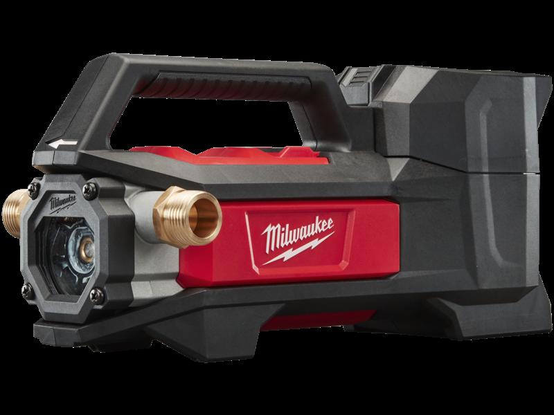 "Milwaukee Vandpumpe t/rent vand 1800 ltr/time 3/4"" M18 BTP-0"