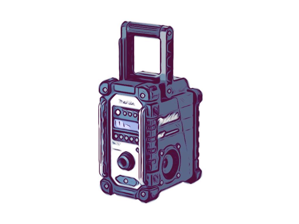 Makita radioer & lamper