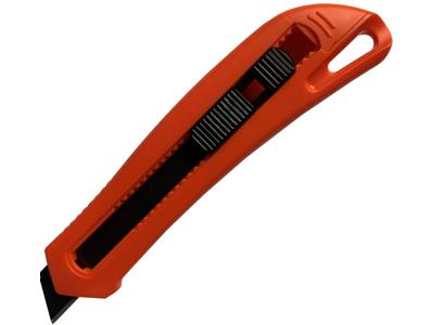 Bato Hobbykniv, plast m/skydelås, 18mm knæk-af blad