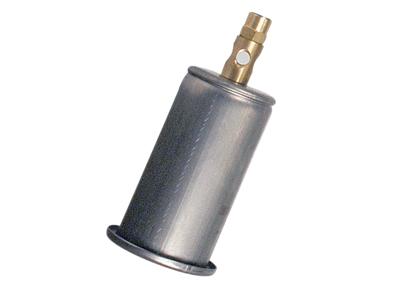 Kosan Titanium brænderrør ø50