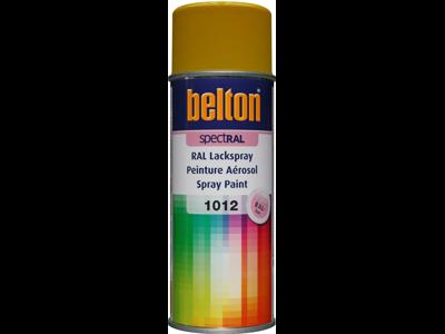 Belton spray 324 Citrongul RAL1012
