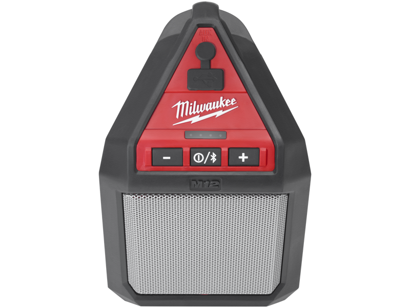 Milwaukee Bluetooth-højttaler kompaktmodel M12 JSSP-0