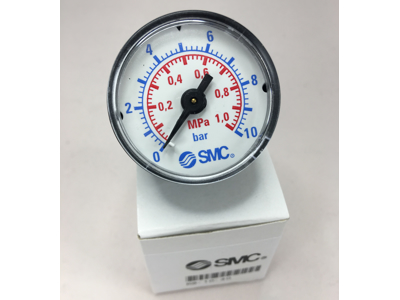 Manometer 0-10 BAR 1/8 40MM