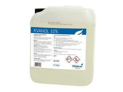 KVANOL 10% 5 LTR.