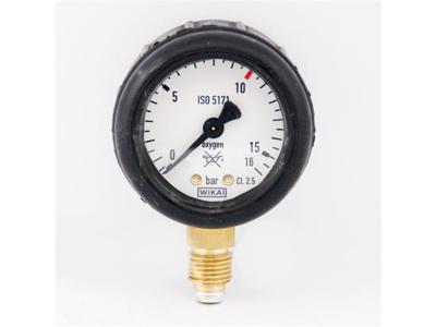 Migatronic Lavtryksmanometer til oxygen reduktionsventil