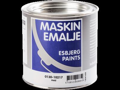 Esbjerg Paint Maskinemalje Tim 2000 rød 3/4 ltr