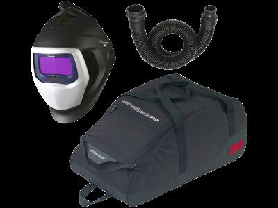 3M Speedglas 9100 V Air i taske