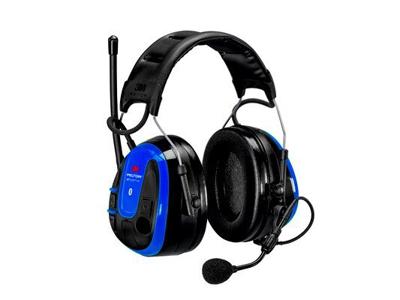3M Peltor MP3 høreværn m/bluetooth