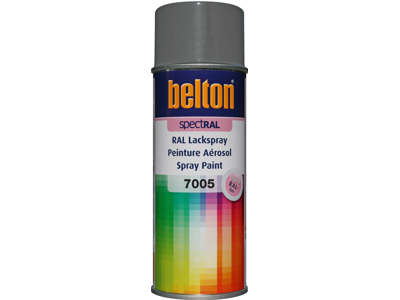 Belton spray 324 Musegrå RAL7005