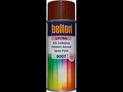 Belton spray 324 Kastaniebrun RAL8015