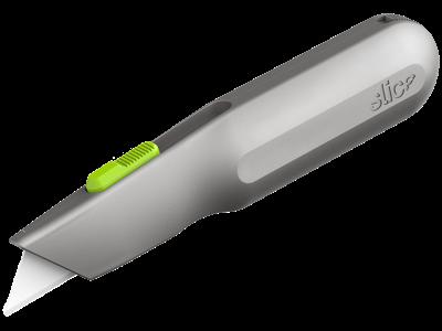 Slice kniv metalhåndtag auto-tilbageføring 10491