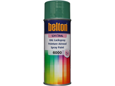 Belton spray 324 Patinagrøn RAL6000