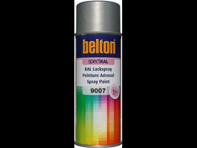 Belton spray 324 Grå Alum RAL9007