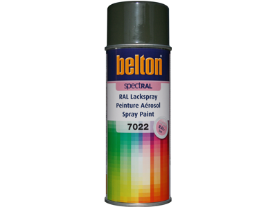 Belton spray 324 Umbragrå RAL7022