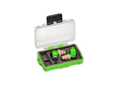 3M Peltor Level Dependent Earplug Kit