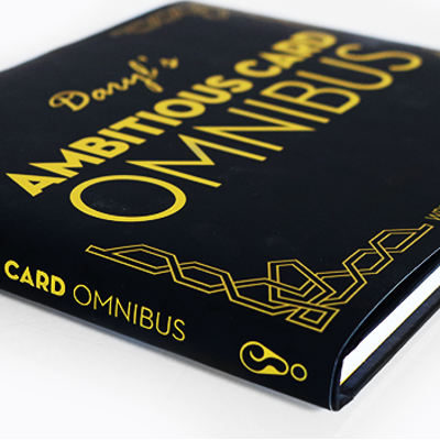 AMBITIOUS CARD OMNIBUS - Daryl