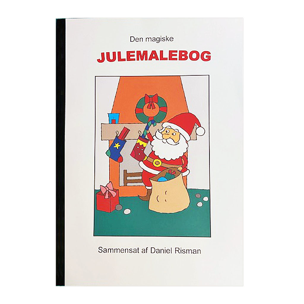 CHRISTMAS COLOURING BOOK