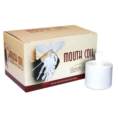 MOUTH COILS - 12 stk. - Bazar de Magia