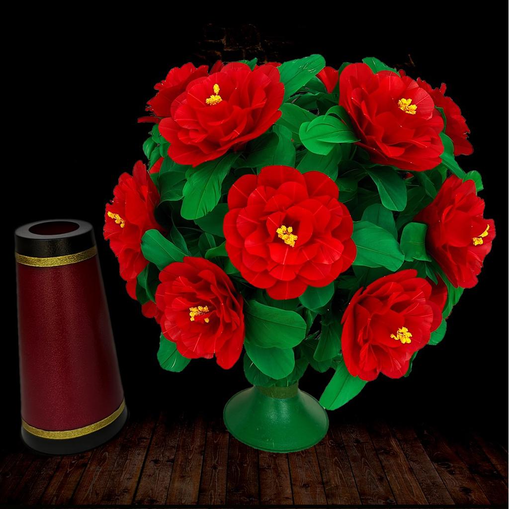 ROYAL ROSE BOTANIA (18 flowers)