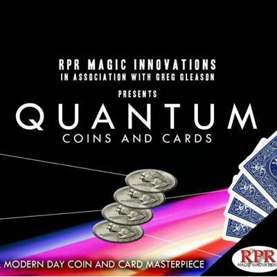 QUANTUM COINS AND CARDS - Greg Gleason
