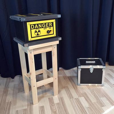 DANGER BOX ILLUSION