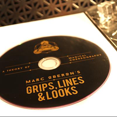 GRIPS, LINES & LOOKS - Marc Oberon
