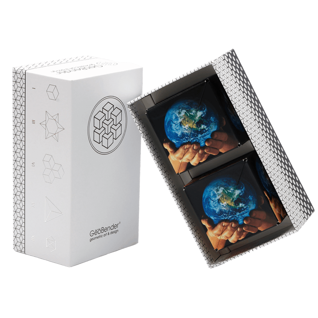 GEOBENDER® GIFT BOX WORLD
