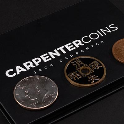 CARPENTER COINS - Jack Carpenter